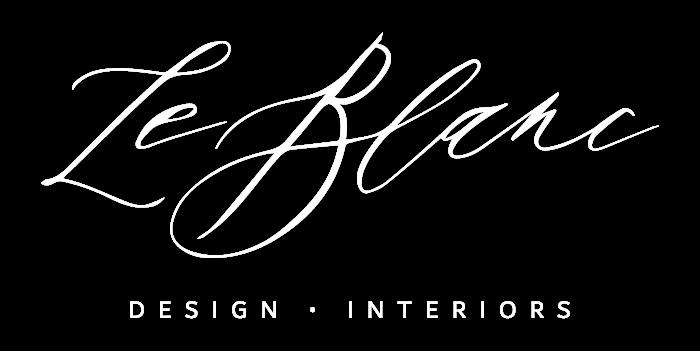 LeBlanc Interior Design Logo