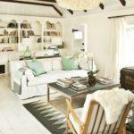 Start With White living room