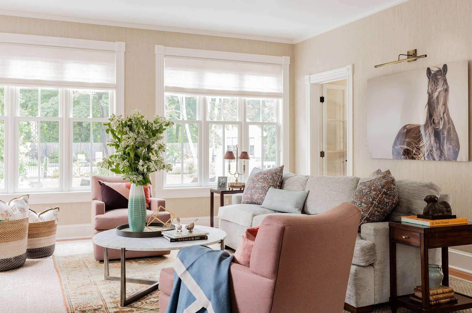 Leblanc Interior Design Concord Chic