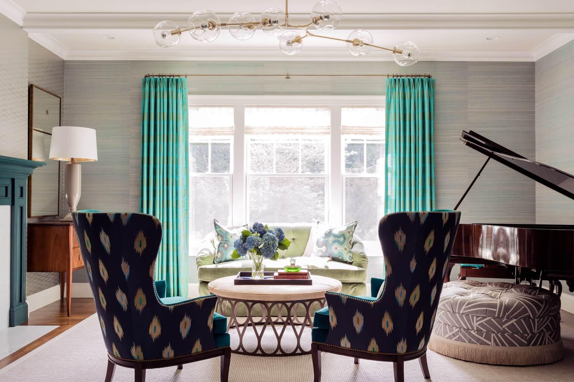 Serene Sanctuary Estate, - Weston, MA - LeBlanc Design Interiors
